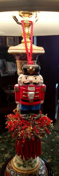 Nutcracker Christmas Tassel